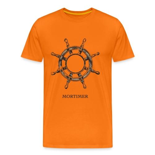 mortimer - Men's Premium T-Shirt