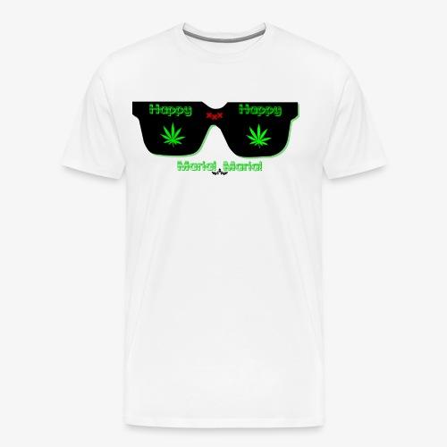happy maria - Camiseta premium hombre