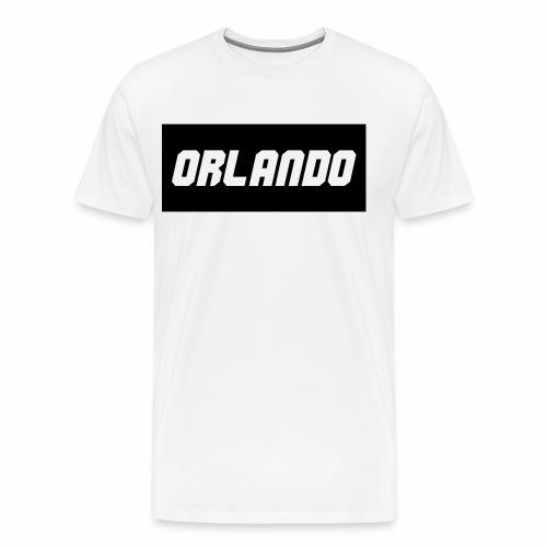 Orlando-Merch - Premium T-skjorte for menn