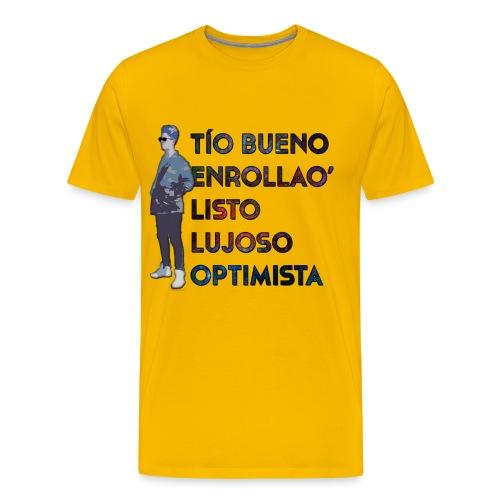 Camiseta Tello Cumple - Camiseta premium hombre