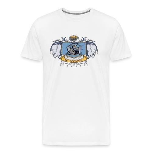LeBastion1080 - logo - T-shirt Premium Homme