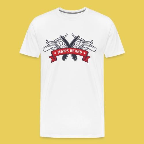 Angel Man's Beard - T-shirt Premium Homme