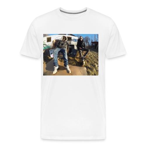 Fox & Ryssen - Premium-T-shirt herr