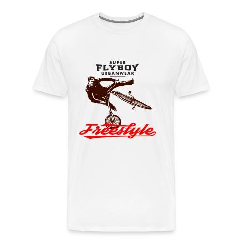 SKU102 png - Men's Premium T-Shirt