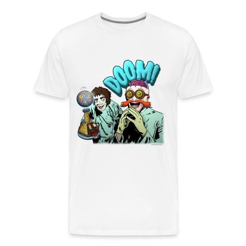 dr ds tshirt - Men's Premium T-Shirt