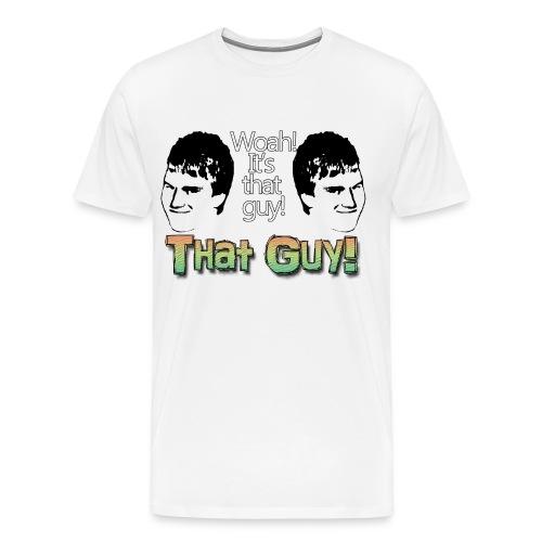 datguy - Premium T-skjorte for menn