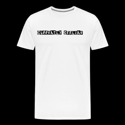 Currently Offline - Premium-T-shirt herr