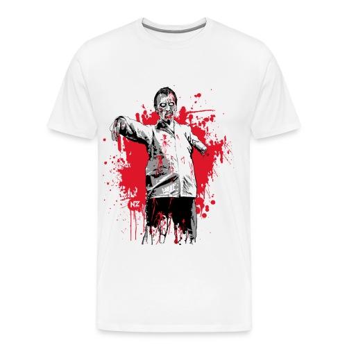 zombie - T-shirt Premium Homme