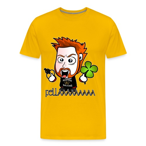 Chibi Sheamus - Fella - Men's Premium T-Shirt