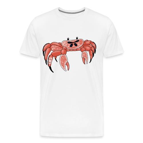 Joe the tattooed crab - Men's Premium T-Shirt