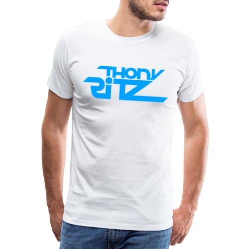 TR Logo Blue - T-shirt Premium Homme