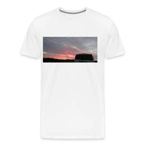 Sundaymood - Männer Premium T-Shirt