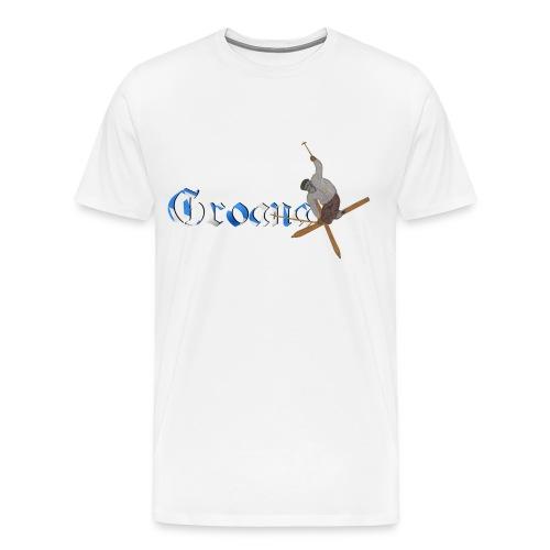 groanaski png - Männer Premium T-Shirt