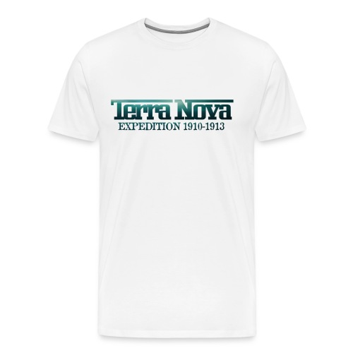 Terra Nova Expedition - Men's Premium T-Shirt