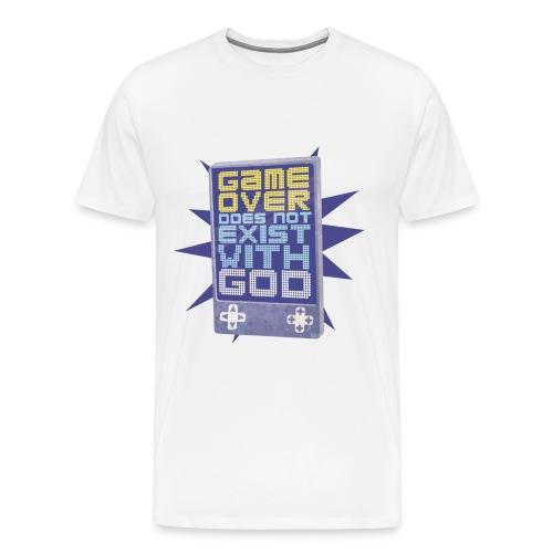 gameover 300dpi - T-shirt Premium Homme