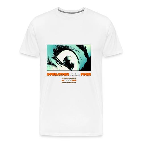 OperationMindfuck - T-shirt Premium Homme
