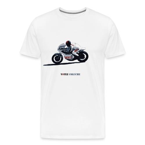 Record de vitesse - T-shirt Premium Homme