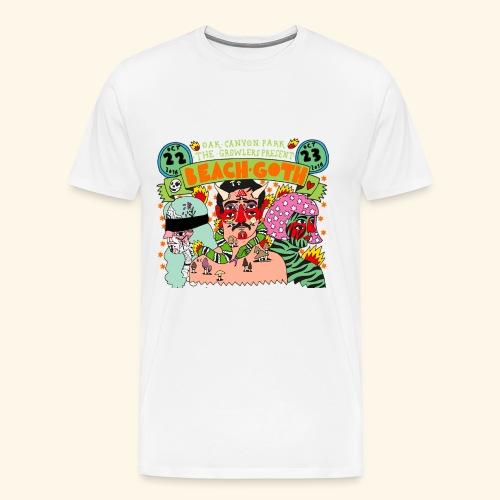 beach goth 2016 - T-shirt Premium Homme
