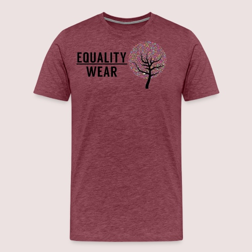 Musical Equality Edition - Men's Premium T-Shirt
