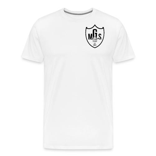 Shield MGS Logo png - Men's Premium T-Shirt