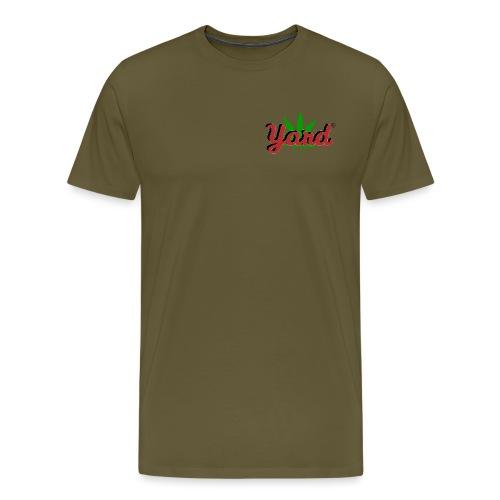yard 420 - Mannen Premium T-shirt