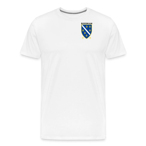 BOSSNIAN CLOTHING - Men's Premium T-Shirt