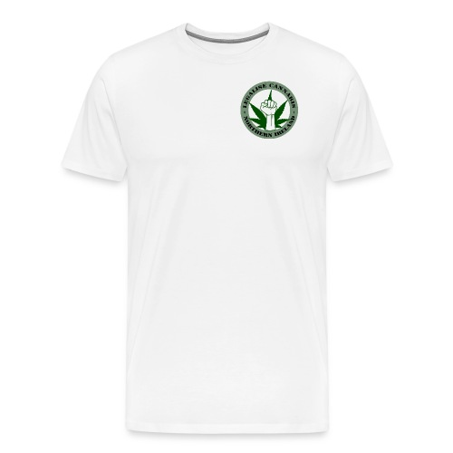 Legalise Cannabis - Northern Ireland - Men's Premium T-Shirt