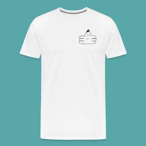 octupus edited black - Men's Premium T-Shirt