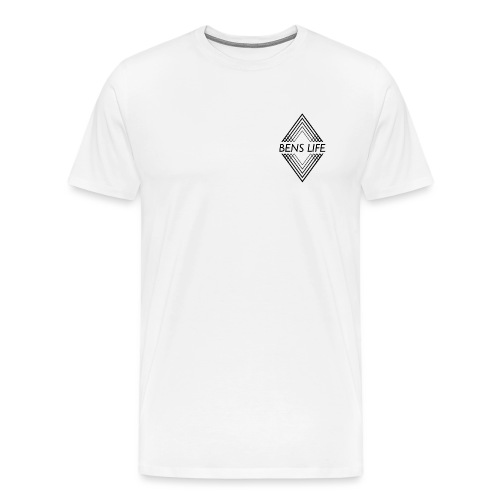 large new design png - Men's Premium T-Shirt