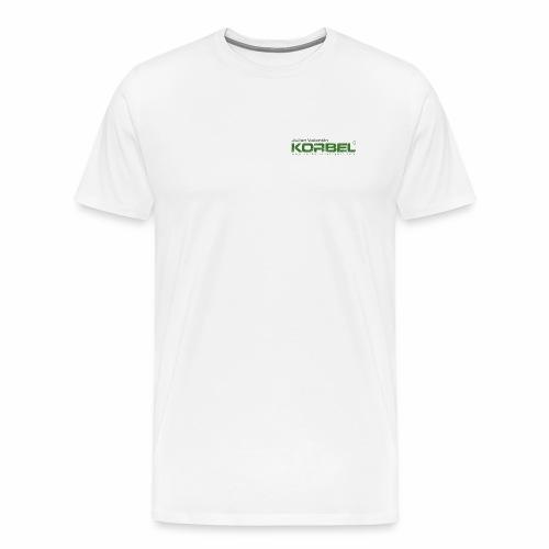 Logo trans - Männer Premium T-Shirt