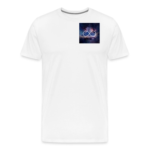 Galaxy infinity - Men's Premium T-Shirt