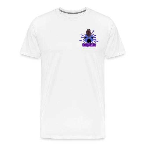 Banger (Purple) - Premium-T-shirt herr