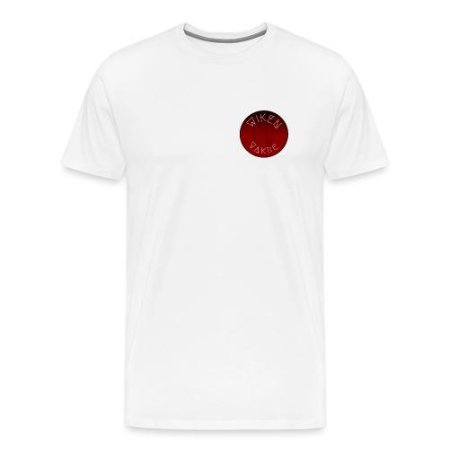 Wiken Vakre - Premium T-skjorte for menn