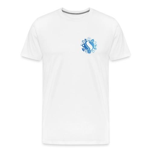 schausteller.de Logo - Männer Premium T-Shirt