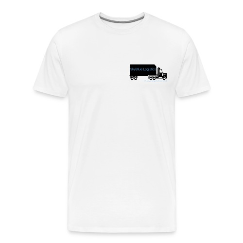 SkyBlue Logistics - Men's Premium T-Shirt