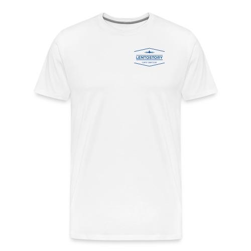 Lentostory - Miesten premium t-paita