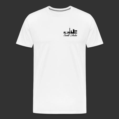 Sankt Auder - Männer Premium T-Shirt