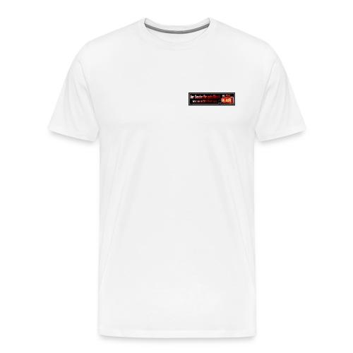 24onair gif - Männer Premium T-Shirt