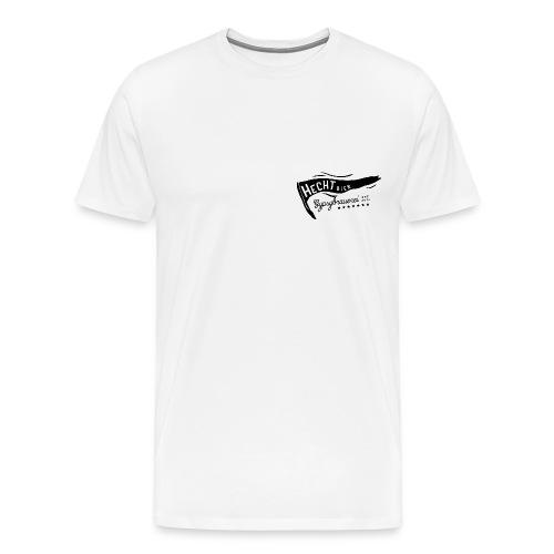 Hecht Flag - Männer Premium T-Shirt