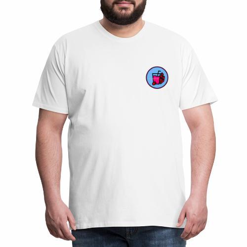 Smoothie Tøj - Herre premium T-shirt