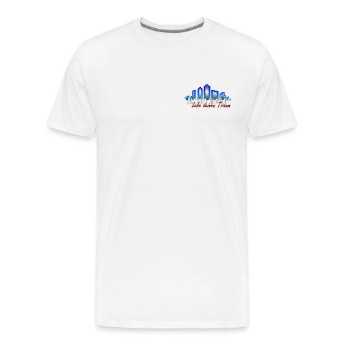 Logo mit Schriftzug png - Männer Premium T-Shirt