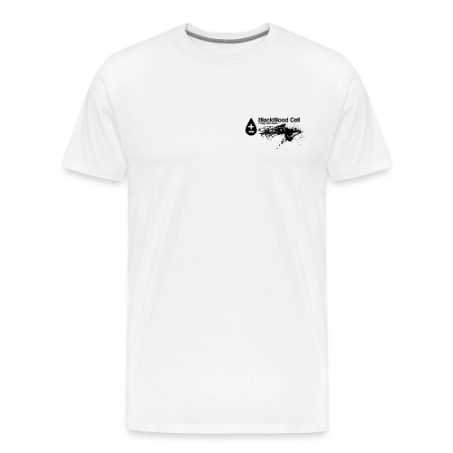BlackBlood Cell B - Männer Premium T-Shirt
