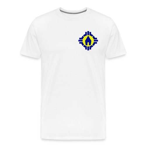 Schoenstatt Logo - Männer Premium T-Shirt