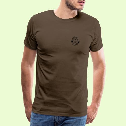 OG EAGLE - Miesten premium t-paita