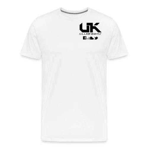 Logo Icons Black png - Men's Premium T-Shirt