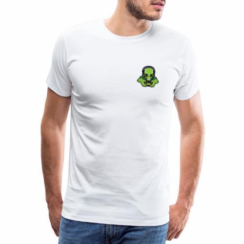 AlienGamer Logo - Maglietta Premium da uomo