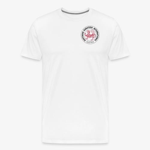 SKIAF Logo 2C - Männer Premium T-Shirt
