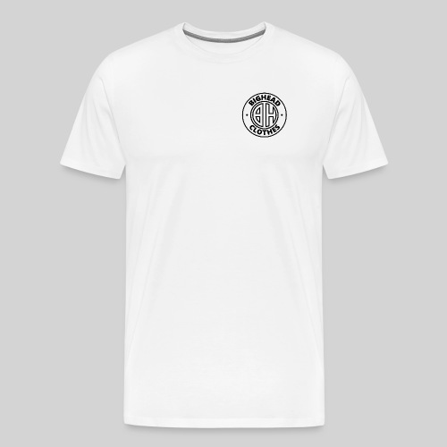 Big Head Clothes Blason - T-shirt Premium Homme
