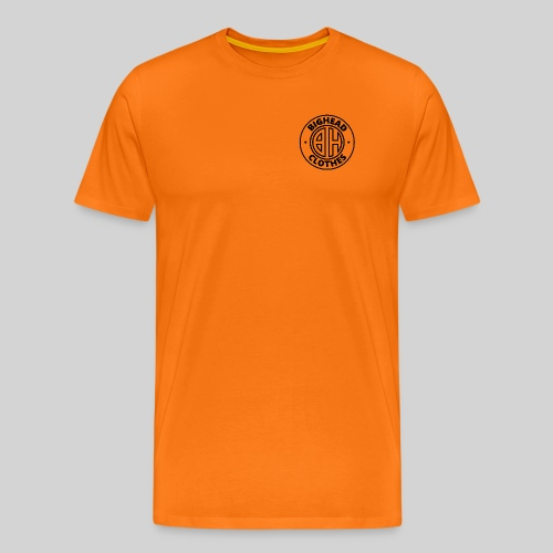 Big Head Clothes Blason - T-shirt Premium Homme