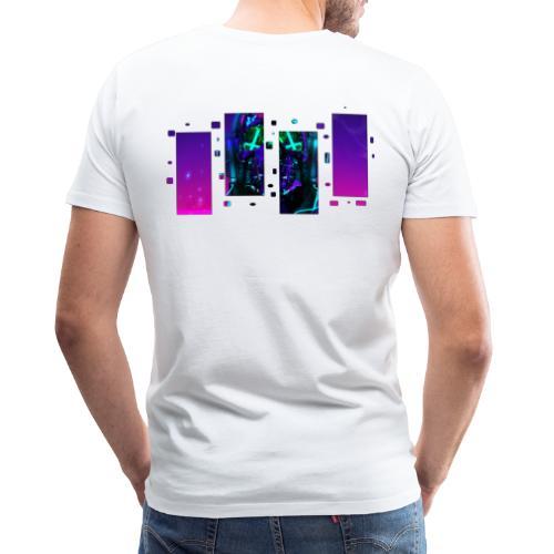 CyberDemate - T-shirt Premium Homme